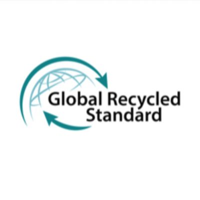 global standard recycled logo